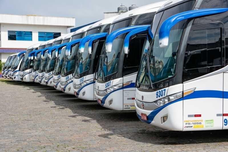 Empresa de Fretamento ônibus Turismo Franca - Fretamento ônibus de Viagem
