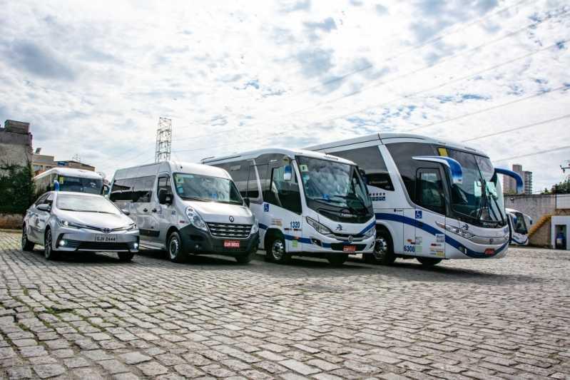 Fretamento Contínuo Preço São Bernardo do Campo - Empresa de ônibus Fretado