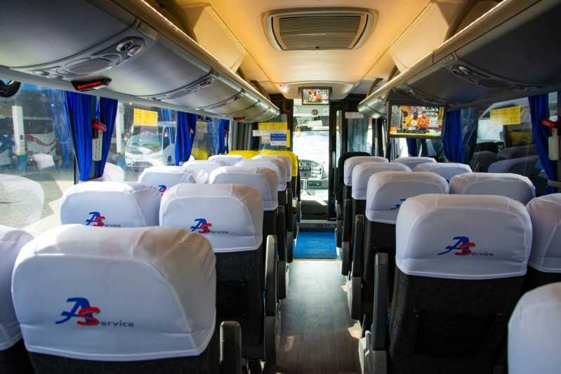 Fretamento de Micro ônibus para Eventos Preço Avenida Inajar de Souza - ônibus para Fretamento