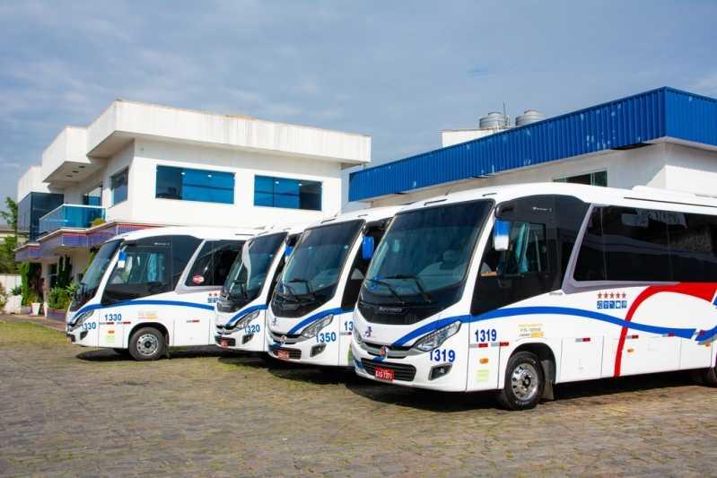 Fretamento de Micro ônibus para Eventos Suzano - Fretamento de Vans