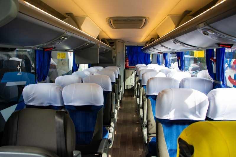 Fretamento de Micro ônibus Preço Vila Maria - Fretamento Contínuo