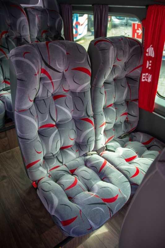 Fretamentos de Van para Funcionários Parque Peruche - Fretamento ônibus