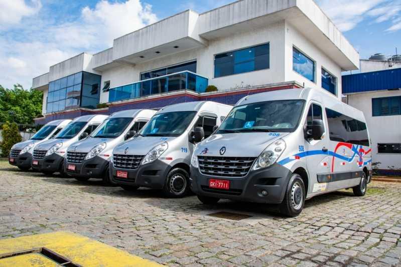 Locação de Van Executiva com Motorista Valores Franca - Locação de Van Executiva para Viagem