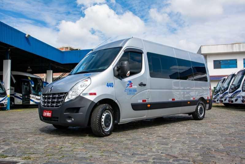 Locação de Van Executiva Luxo Valores Diadema - Locação de Vans Executivas de Luxo