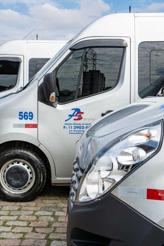 Locações de Van Executiva para Viagem Hortolândia - Serviço de Locação Van Executiva