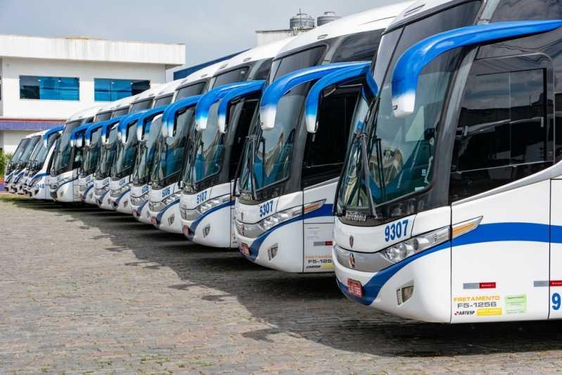 ônibus para Fretamentos Poá - Fretamento de Van para Funcionários