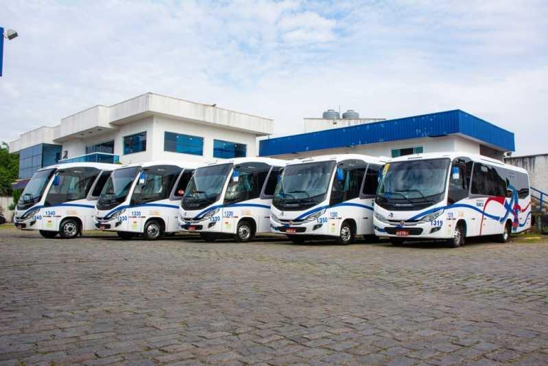 Orçamento para Fretamento de Micro ônibus Cotia - Fretamento de Micro ônibus