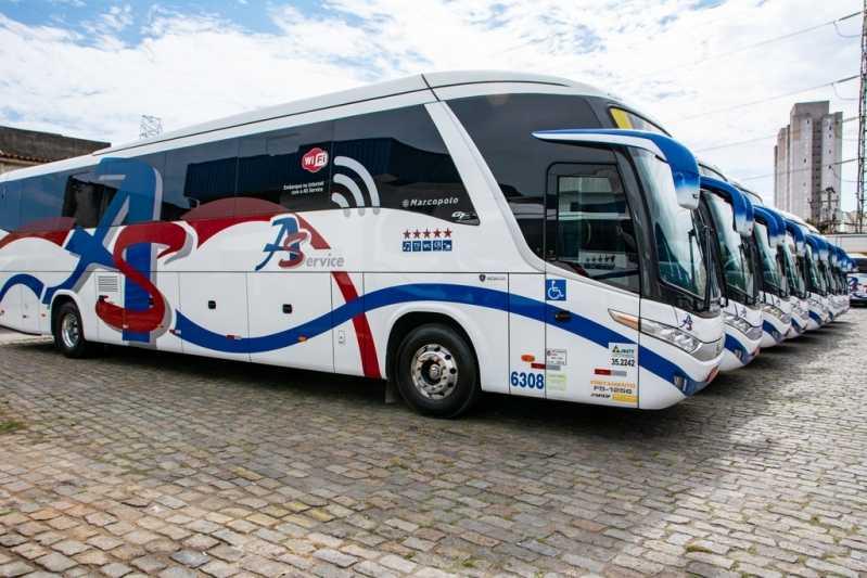 Orçamento para Fretamento de ônibus Conjunto Habitacional Padre Manoel da Nóbrega - Fretamento ônibus