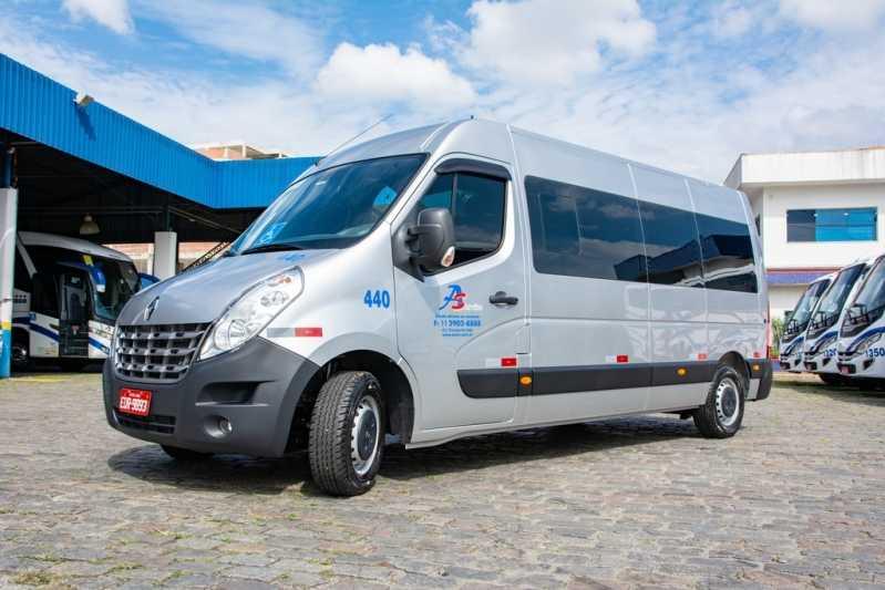 Serviço de Locação de Van Executiva para Empresa Parque Peruche - Locação de Van Executiva para Eventos