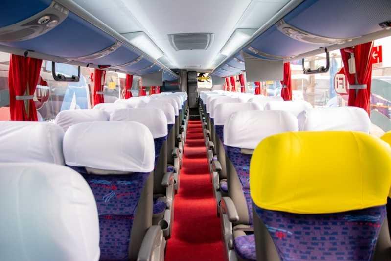 Serviço para Fretamento ônibus Pinheiros - Empresa de ônibus Fretado