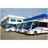 aluguel de microônibus com motorista Campo Belo
