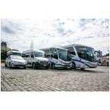 aluguel de vans e microônibus Vila Nova Conceição