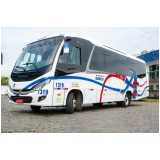 cotação de micro ônibus para turismo Alto da Mooca
