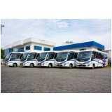 empresa de aluguel de microônibus com motorista Sumaré