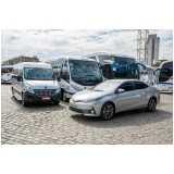 empresa de fretamento de automóveis executivos orçamento Moema