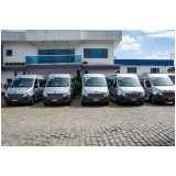 empresa de fretamento de vans para funcionários Imirim