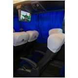 empresa de micro ônibus com banheiro aluguel Juquitiba