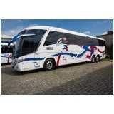 empresa de ônibus fretado preço Amparo