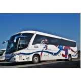 empresas de fretamento de ônibus de turismo Ilha Comprida