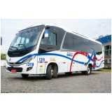 empresas de fretamentos de micro ônibus Iguape