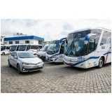 empresas de transportes executivo Chácara Flora