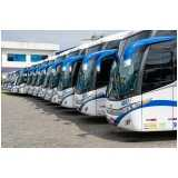locação de ônibus turismo