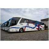 locação ônibus turismo
