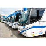 locação de ônibus para viagem valor Salesópolis