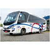 locações micro ônibus de passeio Embu