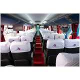 ônibus para fretamento preço Santa Isabel