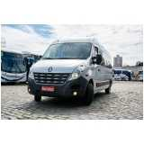 orçamento para aluguel de vans com motorista Aricanduva