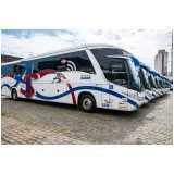 orçamento para fretamento de ônibus Moema