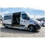 orçamento para fretamento de van para funcionários Caraguatatuba