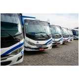 serviço para fretamento de micro ônibus Cotia