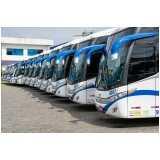 serviço para fretamento de ônibus Parque Maria Domitila