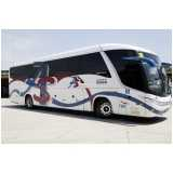 serviços de empresa de fretamento de ônibus para feiras Vila Suzana