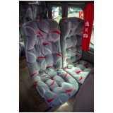 transporte executivo vans preços Indianópolis