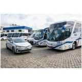 transportes executivo de passageiros Cidade Dutra